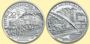 Münzen Mit Bahnmotiv